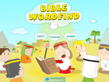 Bible Wordfind Cover
